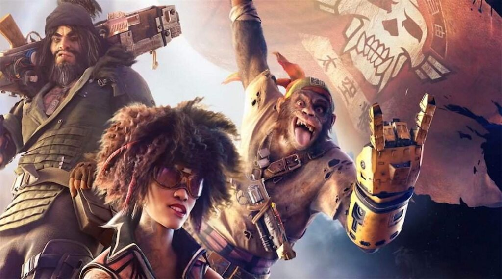 Beyond Good and Evil 2 - 3