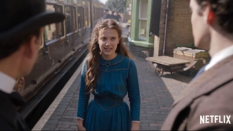 Enola Holmes Movie Review 2020