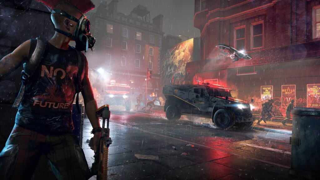 Watch Dogs Legion Image