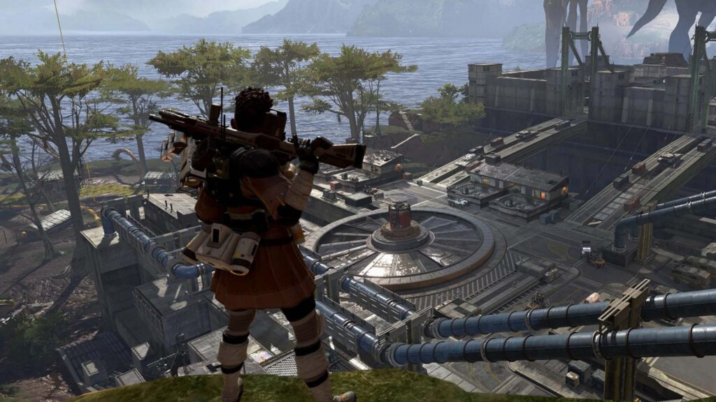 Best PS4 Games 2020 - Apex Legends