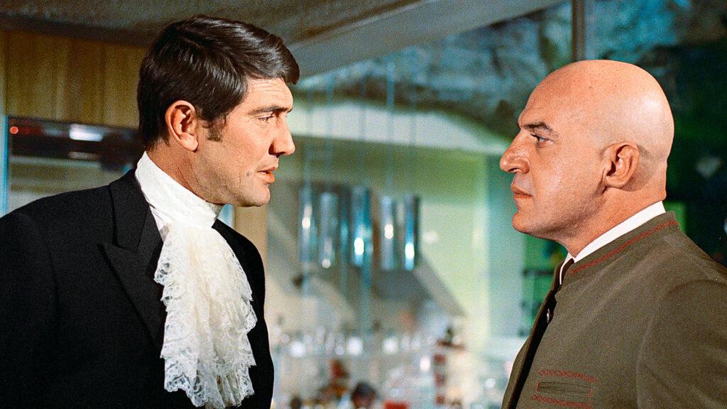 Top 7 James Bond Movies - On her majesty's secret service