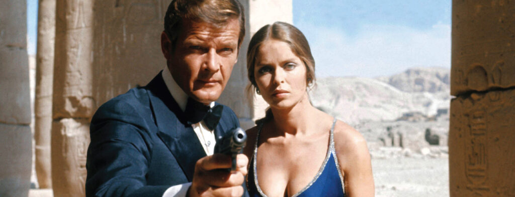 Top 7 James Bond Movies - The Spy Who Loved Me