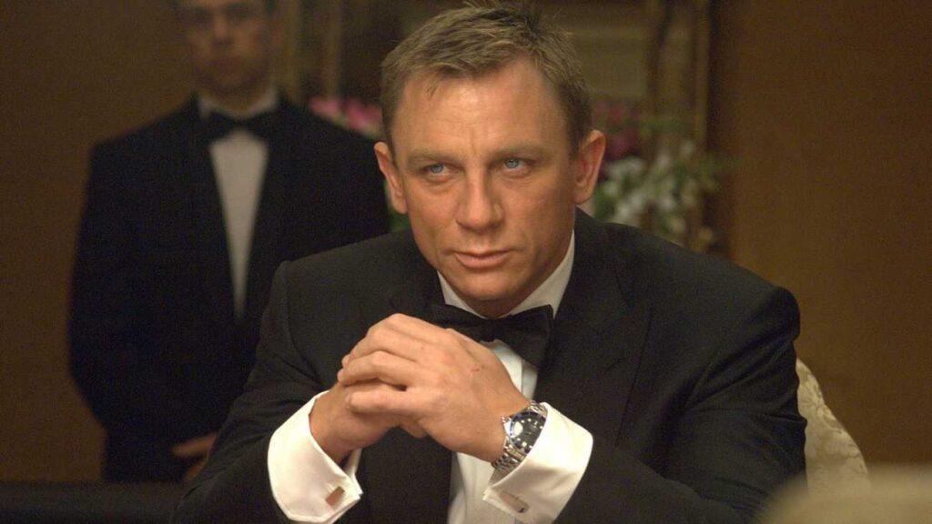 Top 7 James Bond Movies - Casino Royale