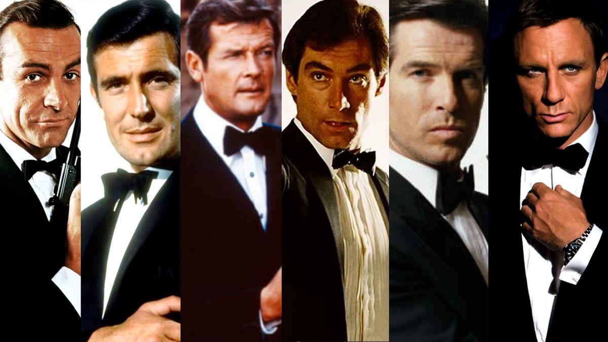 Top 7 James Bond Movies