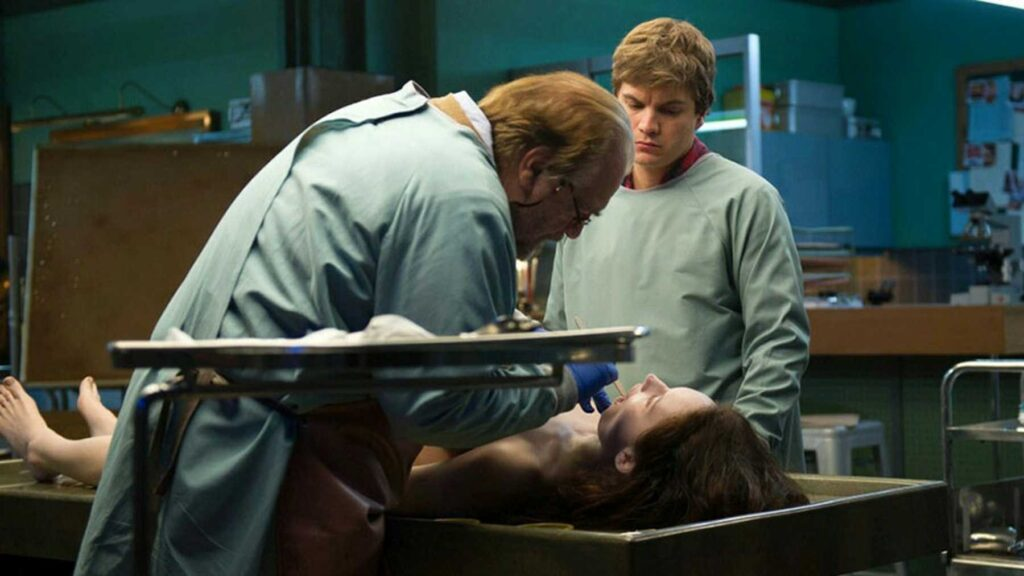 Top Horror Movies on Netflix - The Autopsy of Jane Doe