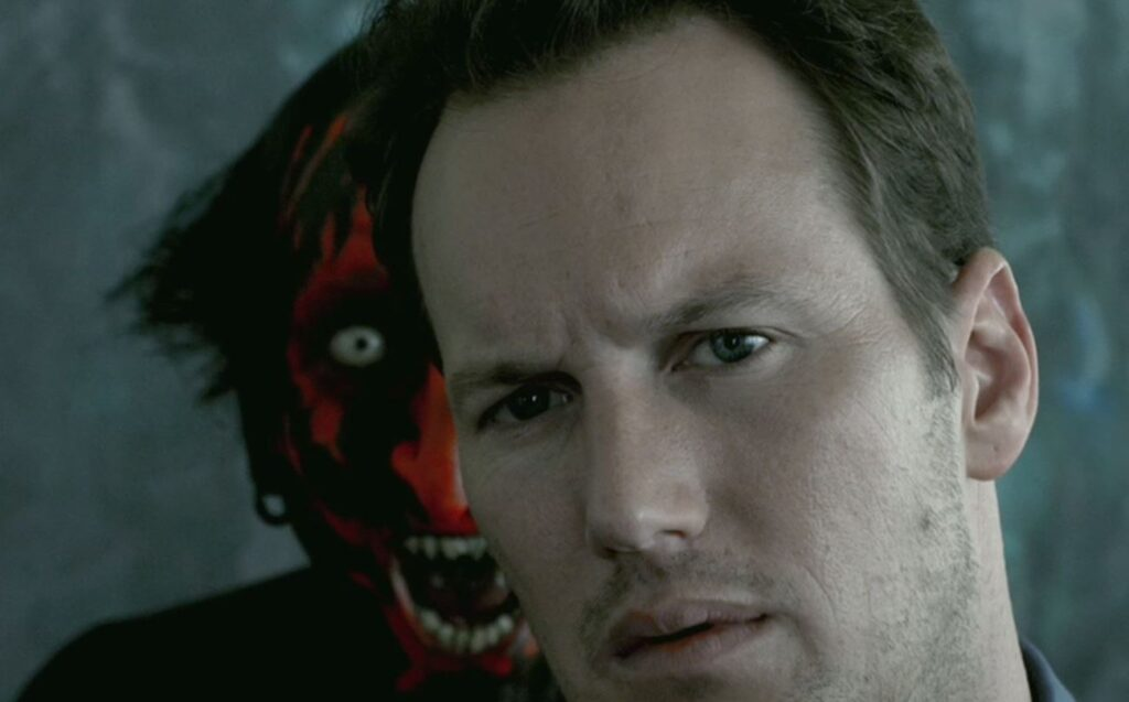 Top Horror Movies on Netflix - Insidious
