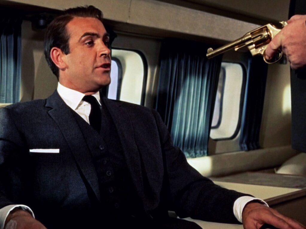 Top 7 James Bond Movies - Goldfinger