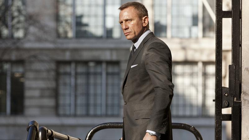 Top 7 James Bond Movies - Skyfall