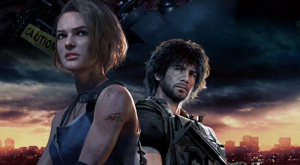 Best PS4 Games 2020 - Resident Evil 3