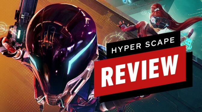 Hyper Scape Review – The Future of Battle Royale?